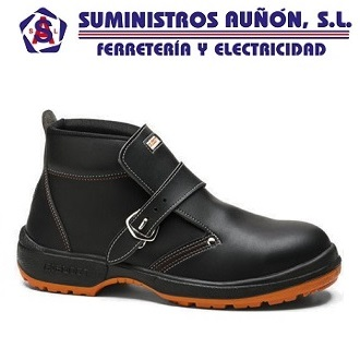 BOTAS SEGURIDAD ROBLE S3