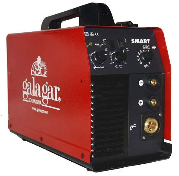 INVERTER SMART 200 +ANTORCHA +MANORRED. +RUELTA